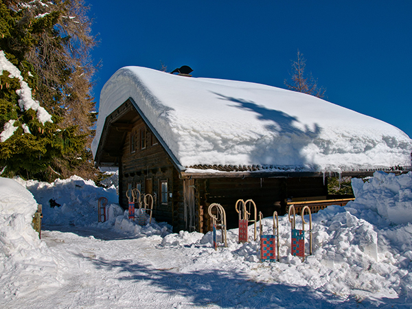 Sonnalm Winter