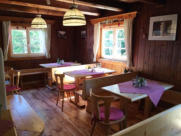 Gastzimmer Frido Kordon Hütte