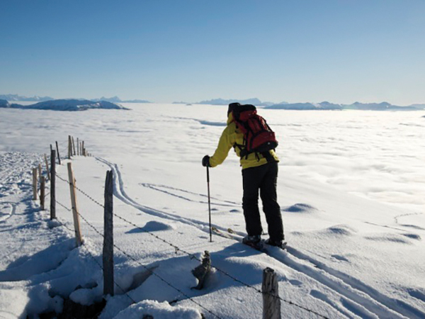 Skitouren am Stubeck
