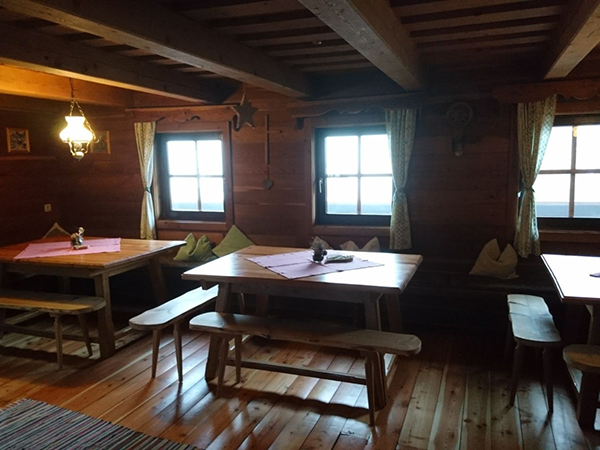Sonnalm Hütte