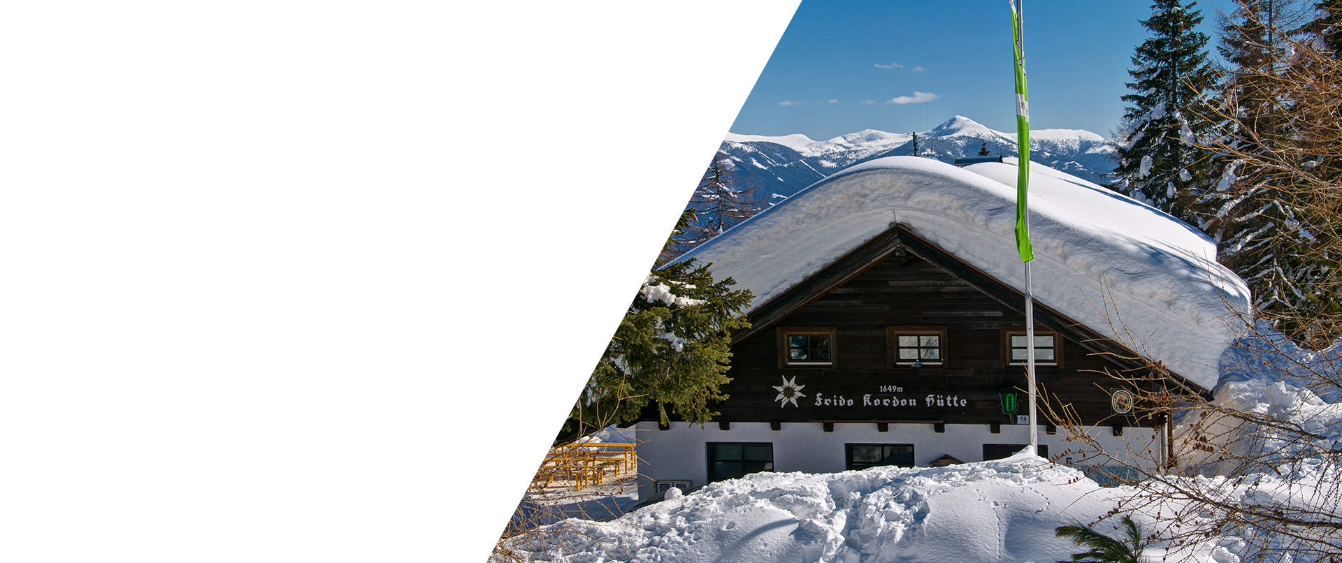 Frido Kordon Hütte