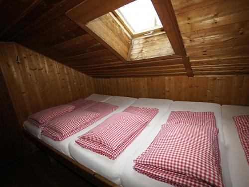 Frido Kordon Hütte - Zimmer