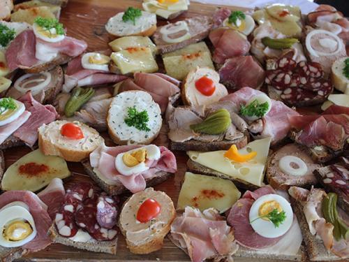 Frido Kordon Hütte - Gastronomie