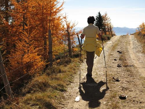 Stubeck - Herbst - Wandern