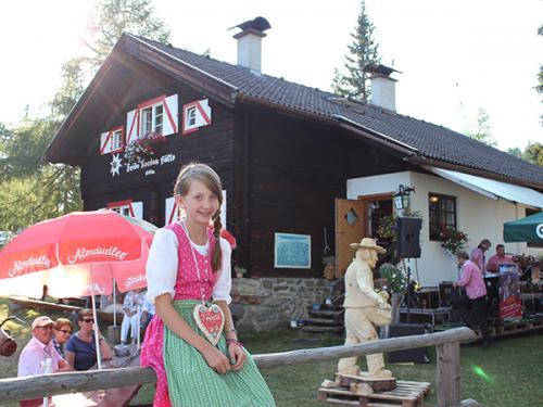 Frido Kordon Hütte - Almkirchtag