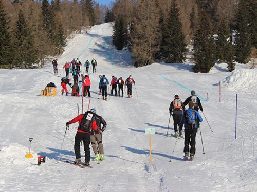 Stubeck - Skitourengehen