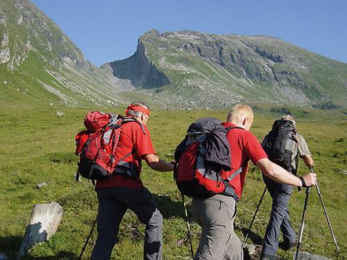 Stubeck - Wandern